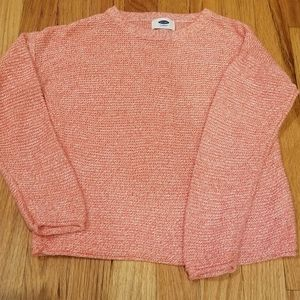 Old Navy Girls Sweater (s 6/7)